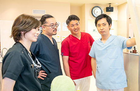抜歯を回避治療