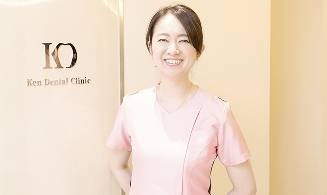 小牧副院長中川 亜津子